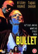 Bullet - British DVD movie cover (xs thumbnail)
