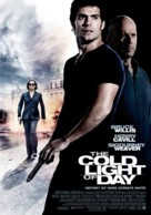 The Cold Light of Day - Swiss Movie Poster (xs thumbnail)