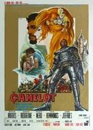 Camelot - Italian Movie Poster (xs thumbnail)