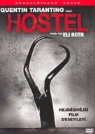 Hostel - Czech Movie Cover (xs thumbnail)