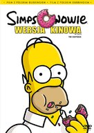 The Simpsons Movie - Polish DVD cover (xs thumbnail)