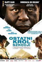 The Last King of Scotland - Polish Movie Poster (xs thumbnail)