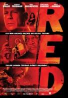 RED - Turkish Movie Poster (xs thumbnail)