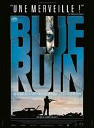 Blue Ruin - French Movie Poster (xs thumbnail)