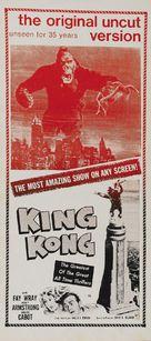 King Kong - Australian Re-release movie poster (xs thumbnail)