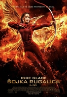 The Hunger Games: Mockingjay - Part 2 - Croatian Movie Poster (xs thumbnail)