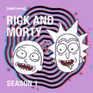 """Rick and Morty"" - Movie Cover (xs thumbnail)"