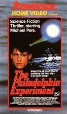 The Philadelphia Experiment - Australian VHS cover (xs thumbnail)