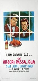 Dirty Work - Italian Movie Poster (xs thumbnail)