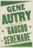 Gaucho Serenade - Re-release poster (xs thumbnail)