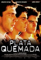 Plata quemada - Spanish Movie Poster (xs thumbnail)