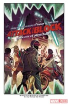 Attack the Block - Movie Poster (xs thumbnail)