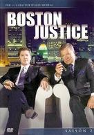 """Boston Legal"" - French DVD movie cover (xs thumbnail)"