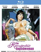 The Romantic Englishwoman - Blu-Ray movie cover (xs thumbnail)