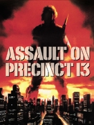 Assault on Precinct 13 - DVD cover (xs thumbnail)