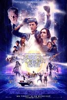 Ready Player One - Dutch Movie Poster (xs thumbnail)