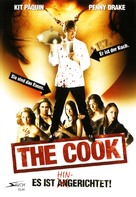 The Cook - German Movie Poster (xs thumbnail)