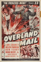 Overland Mail - Movie Poster (xs thumbnail)