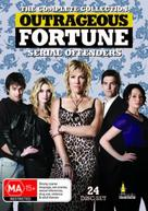 """Outrageous Fortune"" - New Zealand DVD movie cover (xs thumbnail)"