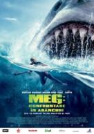 The Meg - Romanian Movie Poster (xs thumbnail)