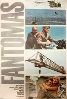 Fantômas - Swedish Movie Poster (xs thumbnail)