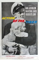 Action of the Tiger - Movie Poster (xs thumbnail)