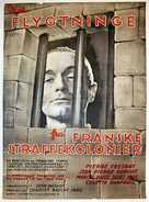 Chéri-Bibi - Danish Movie Poster (xs thumbnail)