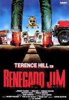 Renegade - Spanish Movie Poster (xs thumbnail)