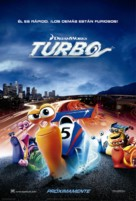 Turbo - Colombian Movie Poster (xs thumbnail)