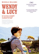 Wendy and Lucy - French Movie Poster (xs thumbnail)