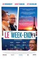 Le Week-End - Canadian Movie Poster (xs thumbnail)