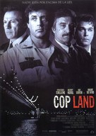 Cop Land - Spanish Movie Poster (xs thumbnail)