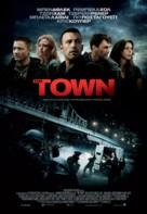 The Town - Greek Movie Poster (xs thumbnail)