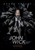 John Wick: Chapter Two - Spanish Movie Poster (xs thumbnail)