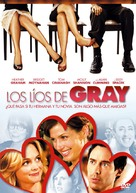 Gray Matters - Spanish Movie Cover (xs thumbnail)