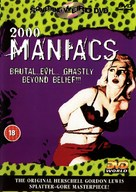Two Thousand Maniacs! - British Movie Cover (xs thumbnail)
