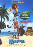 Madagascar - Italian Movie Poster (xs thumbnail)