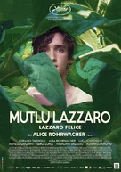 Lazzaro felice - Turkish Movie Poster (xs thumbnail)