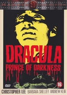 Dracula: Prince of Darkness - Belgian DVD movie cover (xs thumbnail)