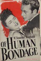 Of Human Bondage - poster (xs thumbnail)