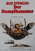 Esercito di cinque uomini, Un - German Movie Poster (xs thumbnail)
