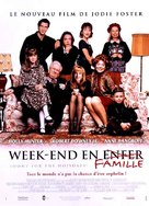 Home for the Holidays - French Movie Poster (xs thumbnail)