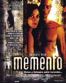Memento - Spanish Theatrical movie poster (xs thumbnail)
