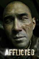 Afflicted - British Movie Cover (xs thumbnail)