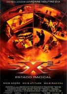 XXX 2 - Portuguese Movie Poster (xs thumbnail)