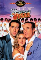 Honeymoon In Vegas - DVD cover (xs thumbnail)