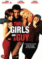 Two Girls and a Guy - Danish Movie Cover (xs thumbnail)