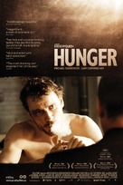 Hunger - Dutch Movie Poster (xs thumbnail)
