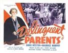 Delinquent Parents - Movie Poster (xs thumbnail)