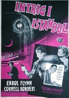 Istanbul - Swedish Movie Poster (xs thumbnail)